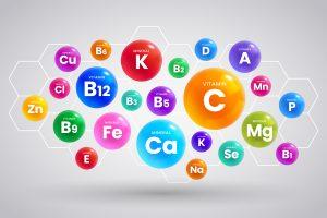 13 most essential vitamins